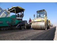 Aksaray'da yollar asfalta kavuşuyor
