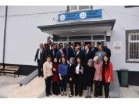 Eskil'de köy okuluna Robotik Kodlama ve Z Kütüphane yapıldı