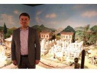 Somuncu Baba'nın minyatür müzesini yılda 500 bin turist ziyaret ediyor