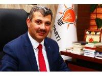 """İl Başkanı Altınsoy: """"Çocuklarımız için geleceğe nefes olmalıyız"""""""