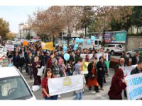 Beyşehir'de hareketli yaşam yürüyüşü