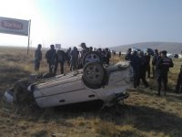 Eskilli vatandaş trafik kazasında yaşamını yitirdi