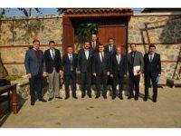 Akşehir'de karayolları değerlendirme toplantısı