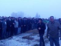 Mehmet Dağlı dualarla son yolculuğuna uğurlandı