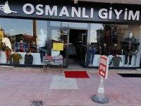 Osmanlı Giyim Yeni Yerinde Hizmette