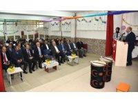 Tatköy Anasınıfı ve okul kütüphanesi açıldı