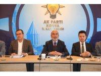 AK Parti'de kongre süreci başlıyor