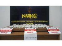 Konya'da uyuşturucu tacirlerine darbe: 13 gözaltı