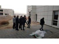 Kanser hastası Aksaray'da hastanenin 4. katından atlayıp intihar etti