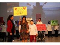 Beyşehir'de 3 Aralık Dünya Engelliler Günü kutlamaları