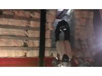 Aksaray'da tekstil eşyalarının içinde 350 bin paket kaçak sigara ele geçirildi