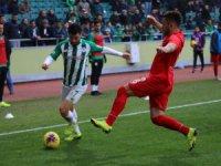 Konyaspor: 0 - Gaziantep FK: 0