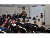 SOLOTÜRK ekibi NEÜ'de öğrencilerle buluştu