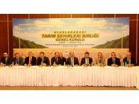 Konya ilk kez uluslararası bir şehirler birliğine merkezlik edecek