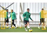 Konyaspor, Başakşehir maçı hazırlıklarını sürdürdü