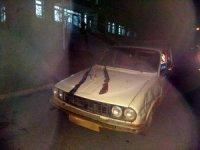 Otomobille far avına 5 bin lira ceza kesilirken, avcıların aracına el konuldu