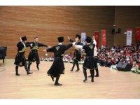 Uluslararası misafirler ASÜ'de kültürlerini tanıttı