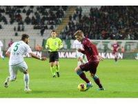 Konyaspor:0 - Trabzonspor:1 (Maçtan dakikalar)