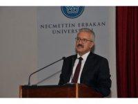 NEÜ'de bağımlılık konferansı