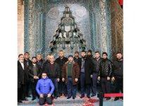 Beyşehir, Ahıska Türkü din görevlilerini misafir etti