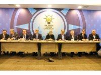 AK Parti Konya'dan 2019 yılı değerlendirmesi