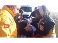 Yeşiltepe'de (Kırkıl) Otomobiller Çarpıştı: 7 Yaralı