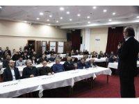 MÜSİAD Konya'da 'Helal Gıda ve Sağlıklı Beslenme' konferansı