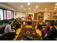 İspanya heyetinden Ereğli Belediyesine ziyaret