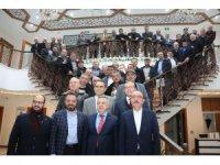 """Başkan Kavuş: """"Meram'da en kolay iş başkana ulaşmak"""""""
