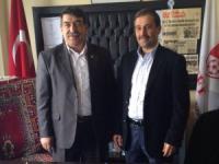Milletvekili Aday Adayı Nutku Akın'dan Cavit Kılıç'a ziyaret