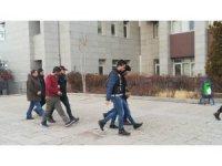 Aksaray'da uyuşturucu operasyonunda 3 tutuklama