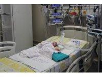 1 günlük bebeğe kalp ameliyatı