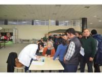 Ereğli Belediyesinden iş sağlığı ve güvenliği eğitimi