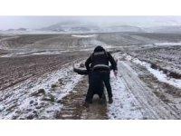 Aksaray'da Tarihi Eser Kaçakçılarını Suçüstü Operasyon