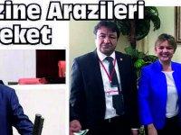 CHP Eskil'deki Hazine Arazileri İçin Harekete Geçti