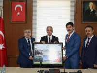 Konya'daki Eskillilerden Konya Valisi Toprak'a Ziyaret