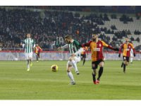 Konyaspor: 0 - Galatasaray: 3 (Maçtan Dakikalar)