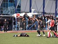 Eskil Belediyespor İlk Mağlubiyetini Aldı