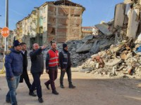 Selçuklu Belediyesinden Elazığ ve Malatya'ya yardım eli