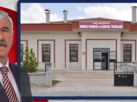 Eskil'e Emekliler Konağı Binası Yapılıyor