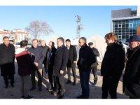 OSBÜK Başkanı Kütükcü, Elazığ'a gitti