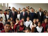 Başkan Hasan Kılca'nın okul ziyaretleri sürüyor