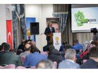 Başkan Kavuş genişletilmiş yönetim kurulu toplantısında icraatlarını anlattı