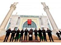 Konya'da Aziz Mahmut Hüdai Camii açıldı