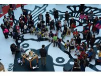 """Konya Bilim Merkezi'nde """"Robot Günleri"""" etkinliği"""
