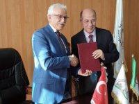 NEÜ'den uluslararasılaşma adına önemli adım