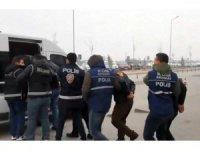 Aksaray merkezli 5 ilde FETÖ/PDY operasyonu: 7 gözaltı