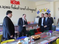 Eskil Cumhuriyet İlkokulu'nun Yemekhanesi Yenilendi