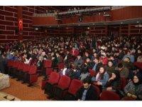 Yazar Tarık Buğra vefatının 26.yılında Akşehir'de anıldı