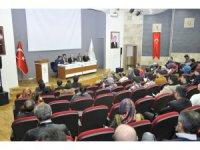 """Selçuk Üniversitesinde """"28 Şubat Post Modern Darbesi"""" paneli yapıldı"""